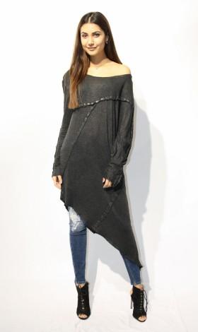 Šaty -Tričko SEXY WOMAN P716245