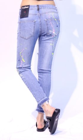 Jeans SEXY WOMAN P814506