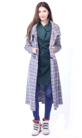 Kabát SEXY WOMAN P811222