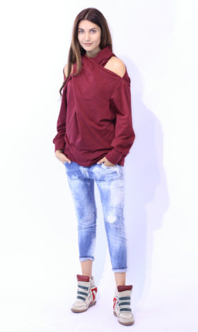 Mikina SEXY WOMAN P816220