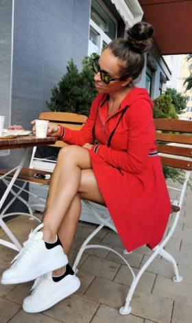 Mikino-šaty MET model Deena
