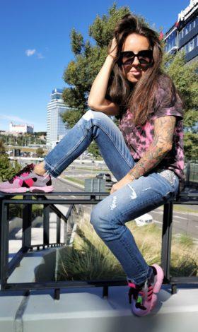 Jeans MET model Sasha CA