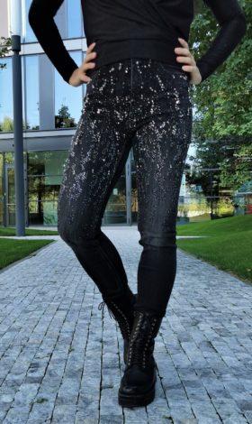 Jeans MET model CARA EA