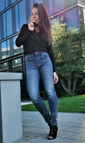 Jeans MET model Naomi BB
