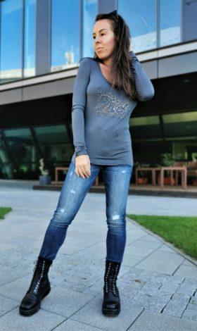 Tričko MET model Mary