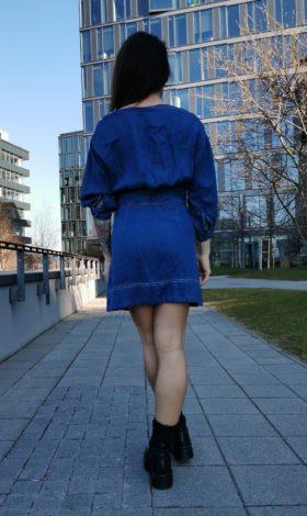 Šaty SEXY WOMAN 074